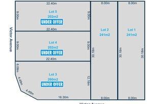 Lots 1-5 Victor Avenue, Woodville West, SA 5011