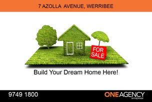 7 Azolla Avenue, Werribee, Vic 3030