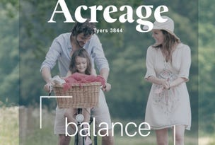 Lot 13, The Acreage, Tyers, Vic 3844