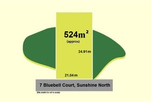 7 Bluebell Court, Sunshine North, Vic 3020