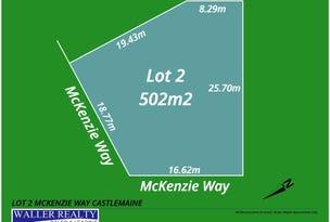 Lot 2, McKenzie Way, McKenzie Hill, Vic 3451