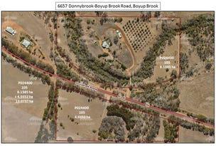 6657 Donnybrook-Boyup Brook Road, Boyup Brook, WA 6244