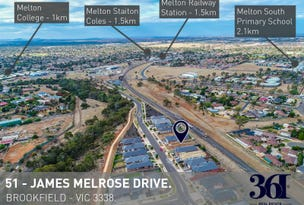 51 James Melrose Drive, Brookfield, Vic 3338
