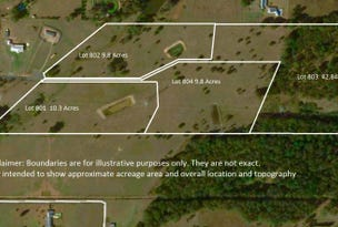 Proposed Lots at Oakford Place, Grose Wold, NSW 2753