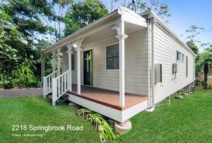 2218 Springbrook Road, Springbrook, Qld 4213