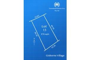 Lot 13, Wallaby Run, Gisborne, Vic 3437
