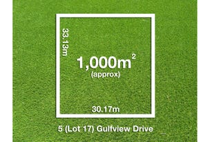5 (Lot 17) Gulfview Drive, Tickera, SA 5555