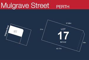 Lot 17, Mulgrave Street, Perth, Tas 7300