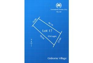 Lot 17, Wallaby Run, Gisborne, Vic 3437