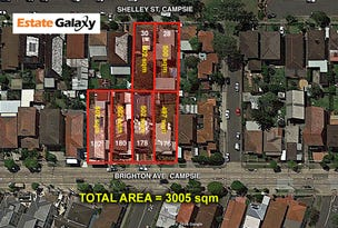 176-182 Brighton Avenue & 28-30 Shelley Street, Campsie, NSW 2194