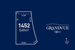 Lot 1452, PENLEY RISE, Officer, Vic 3809