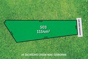29 Jacksons Creek Way, Gisborne, Vic 3437