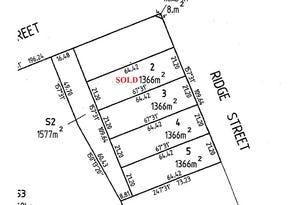 Lot 4 & 5, Ridge St, Wedderburn, Vic 3518