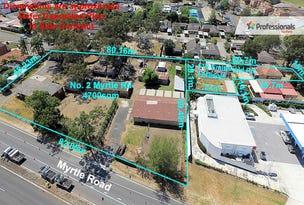 2  Myrtle Road, Prairiewood, NSW 2176