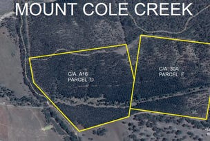 C/A A16 PARCEL D IRON POT CREEK ROAD (Mt Cole), Mount Cole Creek, Vic 3377