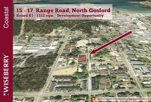 15 - 17 Range Road, North Gosford, NSW 2250