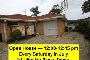 2/11 Mayfair Place, Forster, NSW 2428