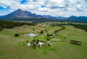 821 Upper Logan Road, Mount Barney, Qld 4287