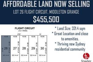 Lot 26 Flight Circuit, Middleton Grange, NSW 2171