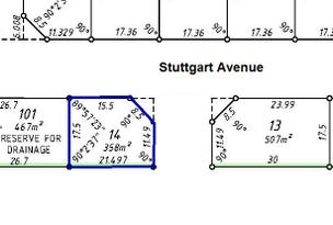 Lot 14 Stuttgart Avenue, Hocking, WA 6065