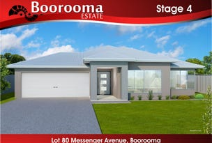 96 (Lot 80) Messenger Avenue, Boorooma, NSW 2650