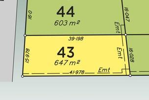 Lot 43, Ridley Road, Bridgeman Downs, Qld 4035