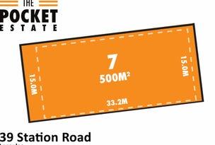 Lot 7 39 Station Road, Loganlea, Qld 4131