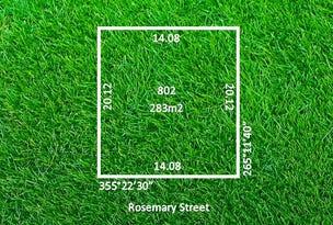 Lot 802 Rosemary Street, Woodville West, SA 5011