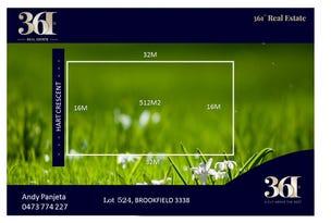 Lot 524 Hart Crescent, Brookfield, Vic 3338