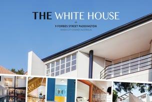 White House 9 Forbes Street, Paddington, NSW 2021
