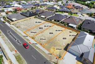 Lots 601-605, 8 - 12 Tranmore Turn, Canning Vale, WA 6155