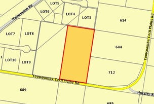 Lot 31 Toowoomba - Cecil Plains Road, Wellcamp, Qld 4350
