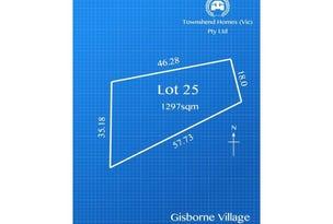 Lot 25, The Boomerang, Gisborne, Vic 3437