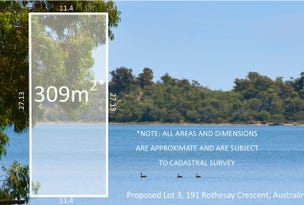 Proposed Lot 3/191 Rothesay Crescent, Australind, WA 6233