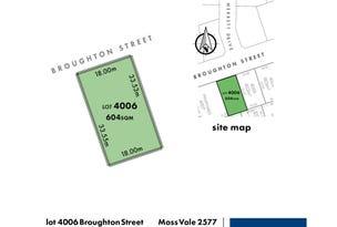 Lot 4006 Broughton Street, Moss Vale, NSW 2577