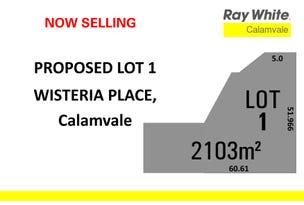 Lot 1 Wisteria Place, Calamvale, Qld 4116