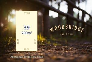 Lot 39 Bastow Road, Angle Vale, SA 5117