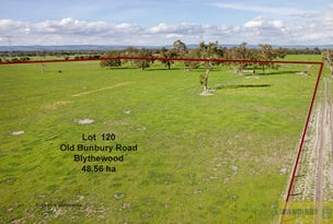 Lot 120 & 121 Old Bunbury Road, Coolup, WA 6214