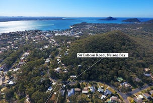 54 Tallean Road, Nelson Bay, NSW 2315