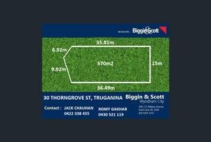 30 Thorngrove Street, Truganina, Vic 3029