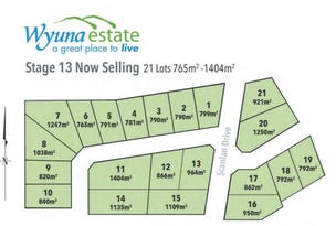 Wyuna Estate Stage 13, Elliminyt, Vic 3250