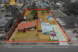 50 & 52 St Johns Road, Cabramatta, NSW 2166