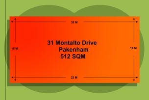 31 Montalto Drive, Pakenham, Vic 3810