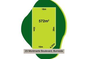 23 Montmarte Boulevard, Burnside, Vic 3023