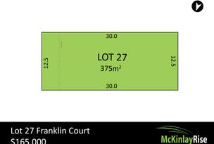 Lot 27 Franklin Court, Hewett, SA 5118