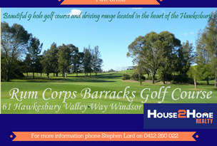 61 Hawkesbury Valley Way, Windsor, NSW 2756