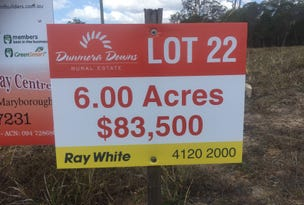 Lot 22 Wallum Froglet Court, Dunmora, Qld 4650