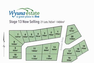 Lot 1-21, Stage 13 Wyuna Estate, Elliminyt, Vic 3250