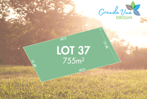Lot 37, 106 McNeilly Road, Drouin, Vic 3818