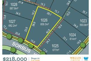 Lot 1026, Sorbus Way, Gillieston Heights, NSW 2321